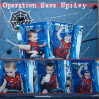 MMC Chlg #3 Aug 11 - Operation Save Spidey