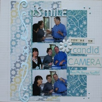 Smile - you're on Candid Camera