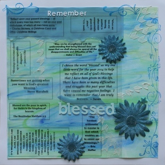 Remember Blessed