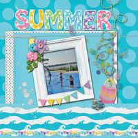 Summer, 2008 – Splash Park