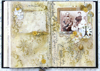 Altered Book: 2nd Entry
