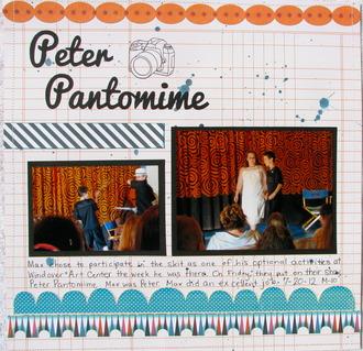 Peter Pantomime