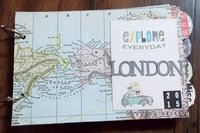 London Travel Book