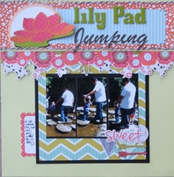Lily Pad Jumping