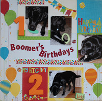 Boomer's Birthdays