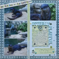 Otterly Playful