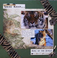 Shere Khan...King of the Jungle