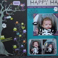 Happy Halloween Aiden