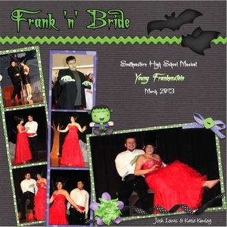 Frank 'n' Bride