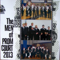 The Men of Prom Court 2013