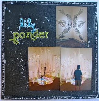 Lily Ponder