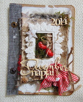 Decembery Daily cover 2014