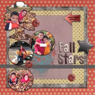 Fall Stars