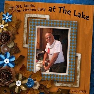 DH At The Lake
