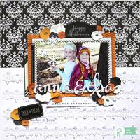 Anna & Elsa *Pebbles*