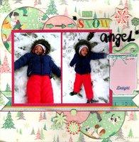 Lil Snow Angel