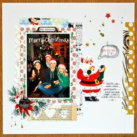 Merry Christmas - Pretty Little Studio