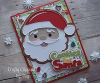 Chistmas Cookie Card