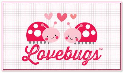 Lovebugs Love Bugs Doodlebug Designs