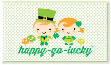 Happy-go-lucky happy go lucky doodlebug design
