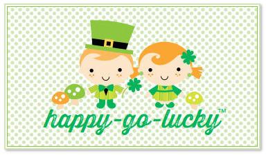 Happy-go-lucky happy go lucky doodlebug design