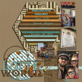 Lotte World Adventures