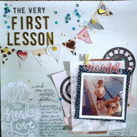The Very First Lesson