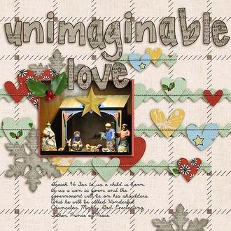Unimaginable Love