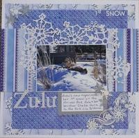 First Snow - Zulu