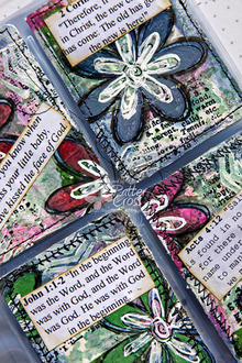 Scripture Art Cards Mary Did You Know