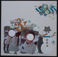 Wintery Goodness and Wonderful Cold *December Supply Challenge*