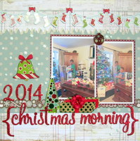 2014 Christmas Morning