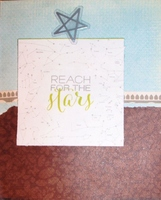Reach for the Stars card
