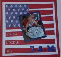Yankee Doodle Joy