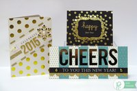 Pebbles Home+Made New Year Cards by Mendi Yoshikawa