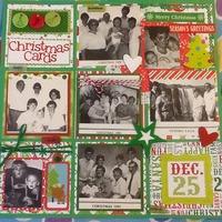Christmas Cards 1989-1993
