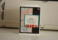 CTMH Thank You card