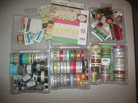 Craft Organization Ideas
