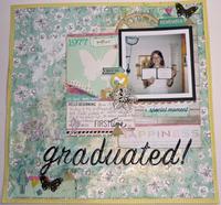 She Graduated!