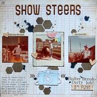 Show Steers