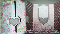 Bestie V-Day Card