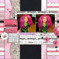 Princess Attitude