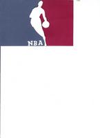 NBA paper piecing