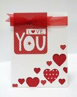 Bella Blvd Tiny Tots Love You Card by Mendi Yoshikawa
