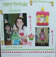 Happy Birthday Junior - 1st