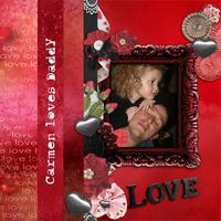 Carmen Loves Daddy