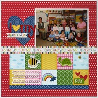 Bella Blvd Tiny Tots Preschool Layout by Mendi Yoshikawa