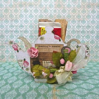 Romance Novel Ch. 2 Teapot