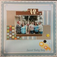 Baby Shower Right Page