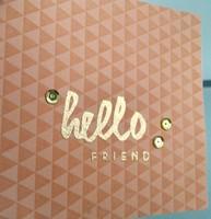 Hello Friend Challenge